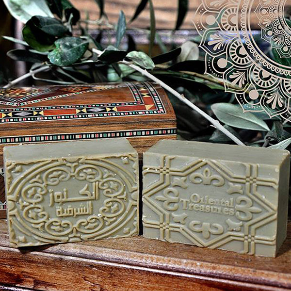 AlKounouz Charkiah laurel soap