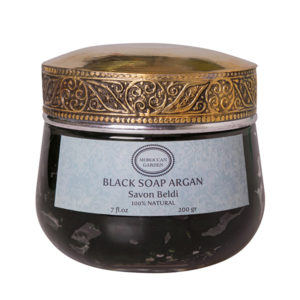 Argan Precious Black Soap
