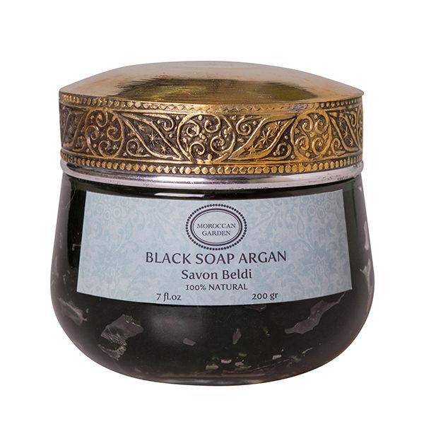 Argan Precious Black Soap