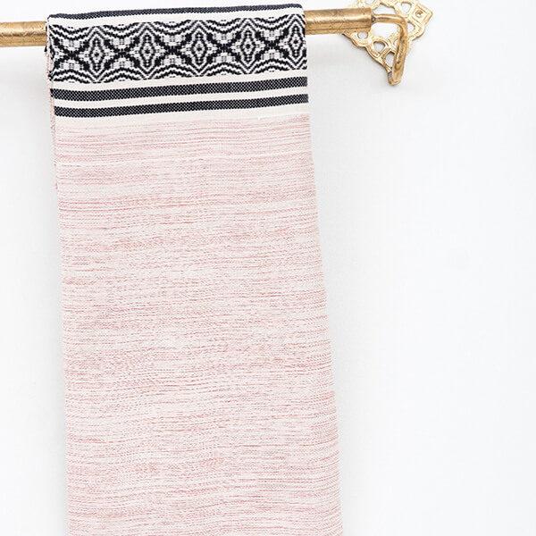 Fouta Marrakech Pink