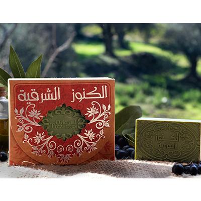 Rose Damascus Soap