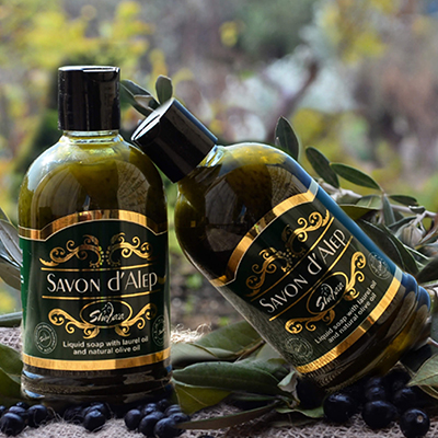 Royal Liquid Aleppo Soap