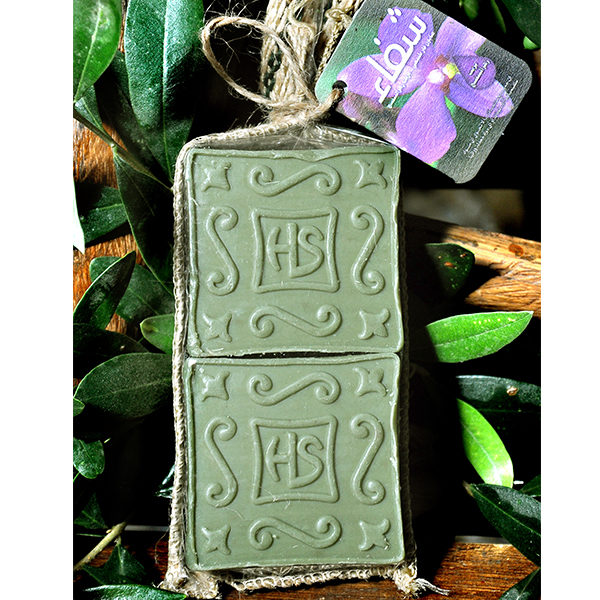 Kheish Moroccan Garden Soap (with Jasmine)